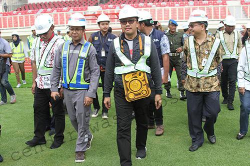 Menpora Minta Papua Mulai Gaungkan PON