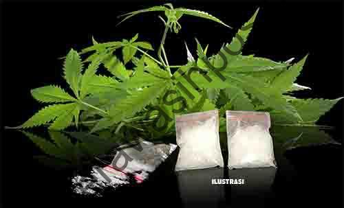 Sabu Dikontrol dari Lapas Narkotika, Ganja dari PNG