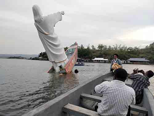 Pemkab Jayapura  Siap Bangun Kembali