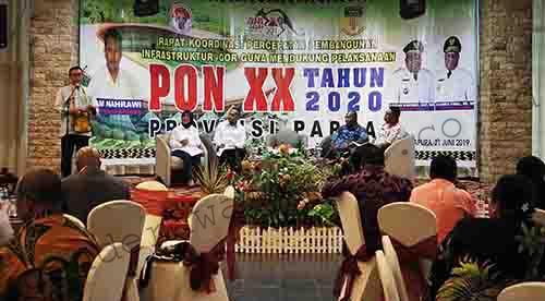 Dengan Semangat Besar, PON XX Papua akan Sukses