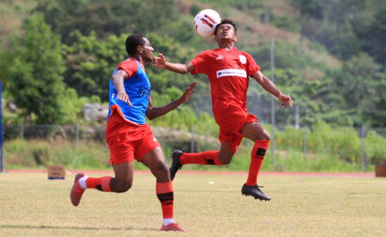 Persipura Tidak Bawa Seluruh Pemain ke Singapura