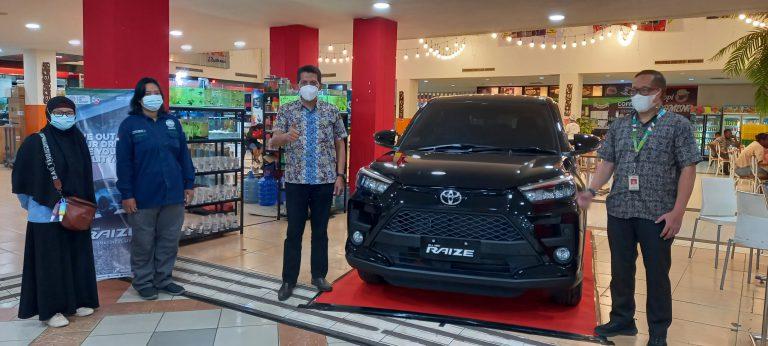 Menambah Pilihan di Segmen SUV,  Toyota Luncurkan Raize
