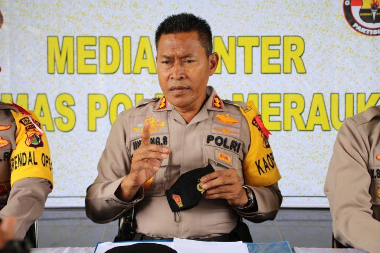 Distrik Jagebob Jadi Lokasi Latihan Terduga Teroris