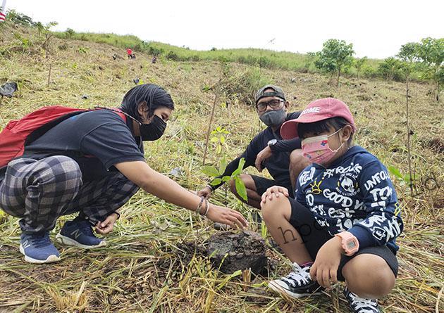 Segera RapatTerpadu Bahas Kondisi Hutan Kota