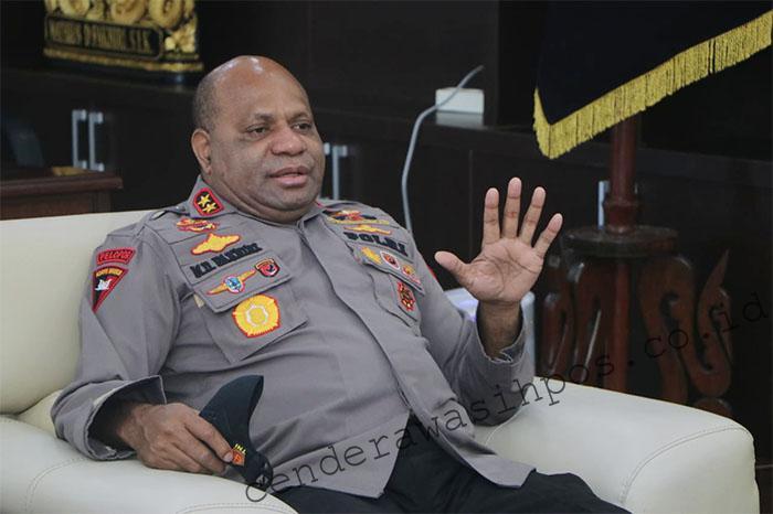 Sebby Sembom Diingatkan Tidak Tebar Ketakutan di Papua!